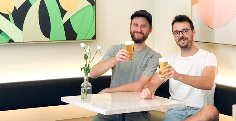 Ottakringer, Brauerei, smartes Bierglas, Smartes Bier, Smartes Bierglas, Ludwig & Adele, Ludwig und Adele, Rastal, Rastal Smartglass
