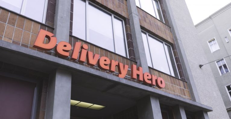 Delivery Hero: Die Zentrale in Berlin