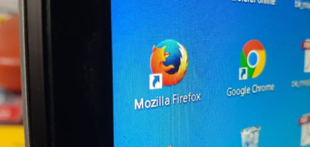 Mozilla Firefox and Google Chrome