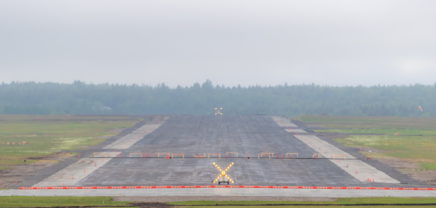No air traffic on the runway yet - the status of the runway fund is unclear