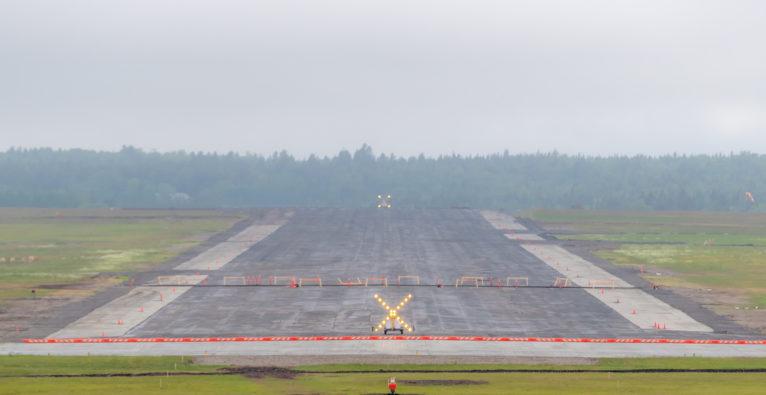 Noch kein Flugverkehr auf der Startpiste - der Status des Runway-Fonds ist unklar