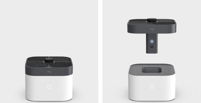 Die Indoor-Drohnenkamera von Amazon.