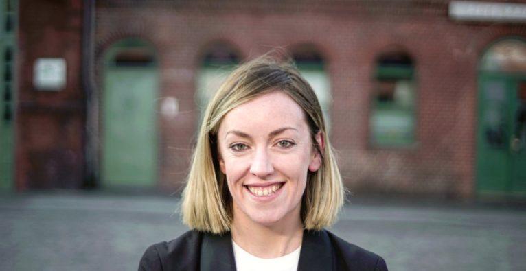 Emma Tracey, Gründerin von Honeypot.
