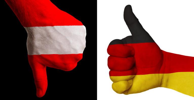 Die österreichischen Investoren sind erheblich pessimistischer als die deutschen - European Venture Sentiment Report