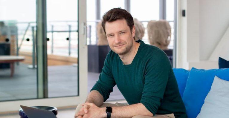 mjam-CEO Artur Schreiber