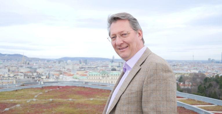 Nikolaus Futter ist Business Angel des Jahres 2020.