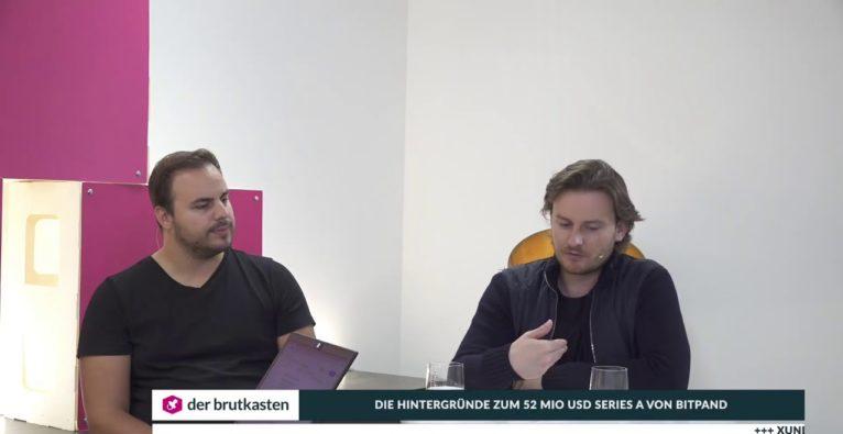 Bitpanda - Series A Hintergrund-Talk mit Paul Klanschek und Eric Demuth