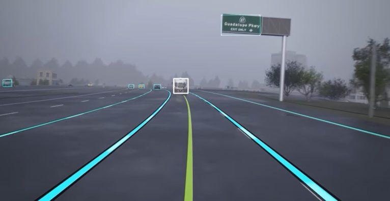 NVIDIA nutzt die AI von blackshark.ai, um selbstfahrende Autos mit Digital Twins zu trainieren.