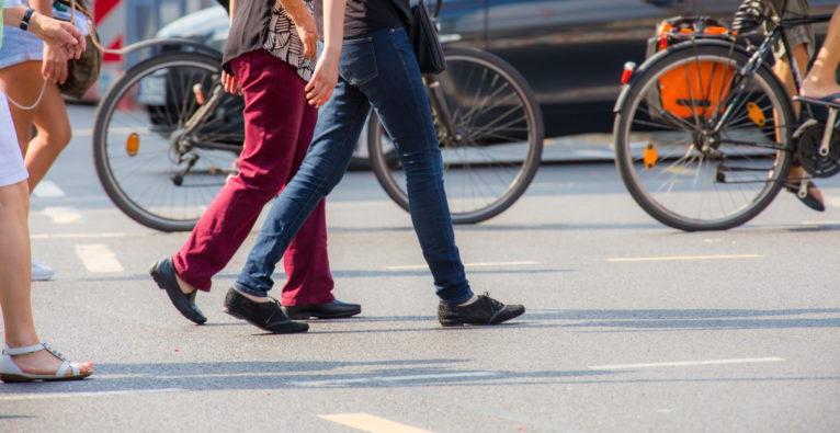 ummadum belohnt mit der Bike & Walk Challenge nun auch Fußgänger und Fahrradfahrer mit Punkten