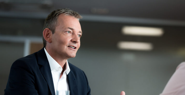 Marcus Grausam A1 CEO