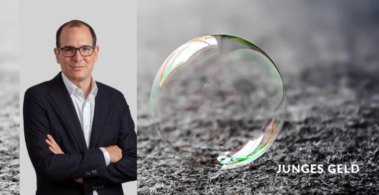 Junges Geld: Bitcoin & Börse - es riecht nach Bubble