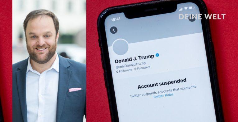 Trumps Twitter-Bann