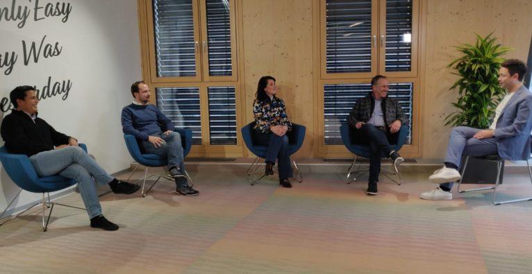 Guiding Innovators Hub, Pöltner