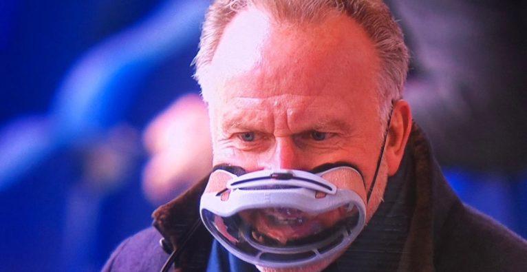 Rummenigge mit Edera Safety-Maske