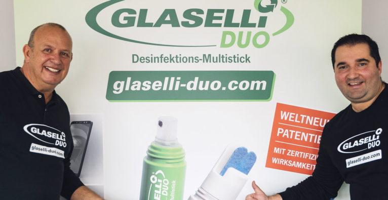 Glaselli - Der bayrische Produzent Stevan Sokola und Patrick Sator