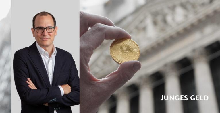 Nikolaus Jilch: Wo Bitcoin und Wall Street zusammen kommen