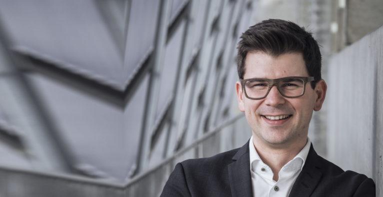 Christoph Platzer ist neuer CEO von Parkside