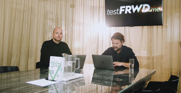 testFRWD