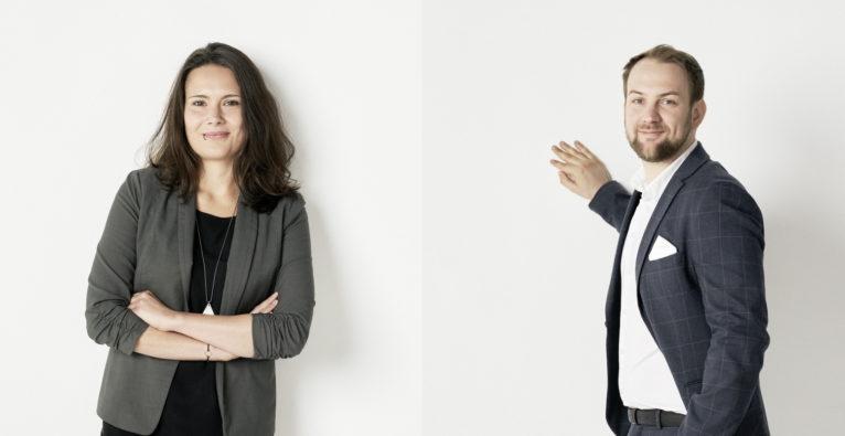 Tamara Zimermann und Paul Kratzwald (c) Philipp Schönauer / otago