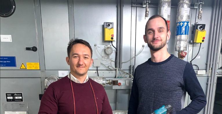 Wowflow: Die Gründer Drazen Ivanis und Misha Voronko