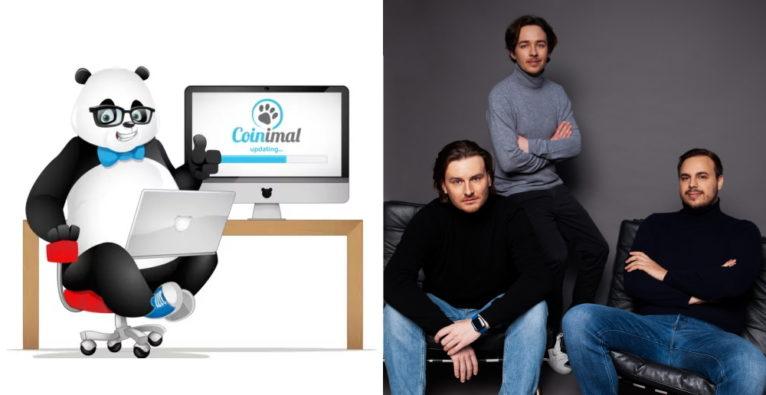 Zwischen dem Start als Coinimal (links) und dem erreichen des Unicorn-Status lagen bei Bitpanda etwas mehr als sechs Jahre. Was waren die Erfolgsfaktoren?