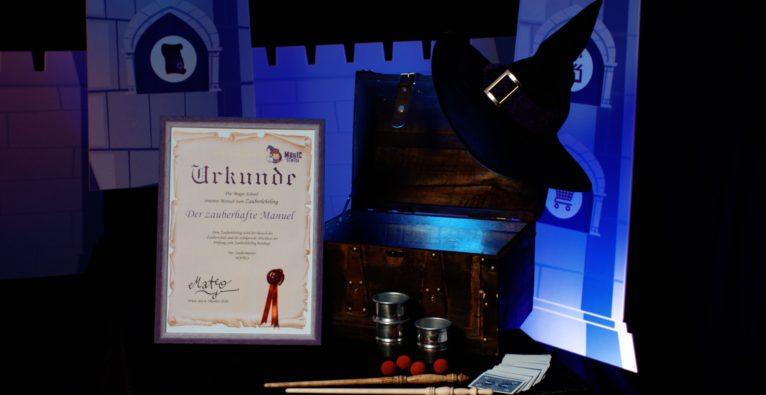 Magic School, Pospischil Domus Magus, Abrakadabra, Online Zaubern lernen, wie lerne ich Zaubertricks, Zaubern, Online-Kurs, Online Zauberkurs