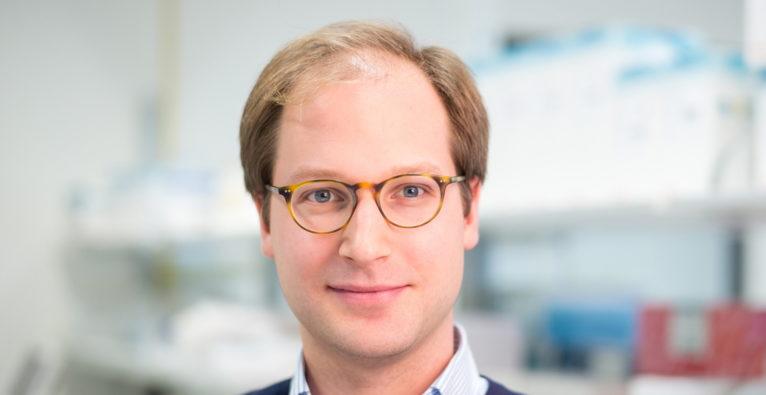 Allcyte: Gründer und CEO Nikolas Krall