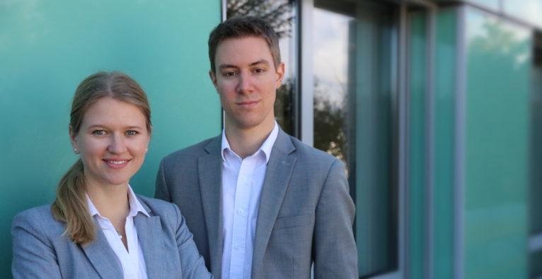 Prewave: Das Gründer-Team Lisa Smith und Harald Nitschinger