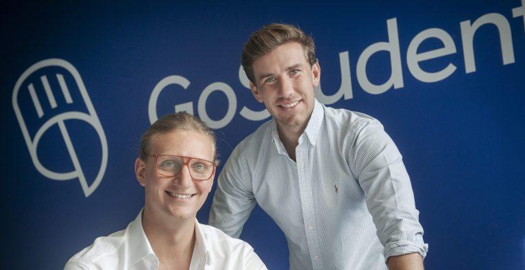 GoStudent - GoStudent-Gründer Felix Ohswald und Gregor Müller