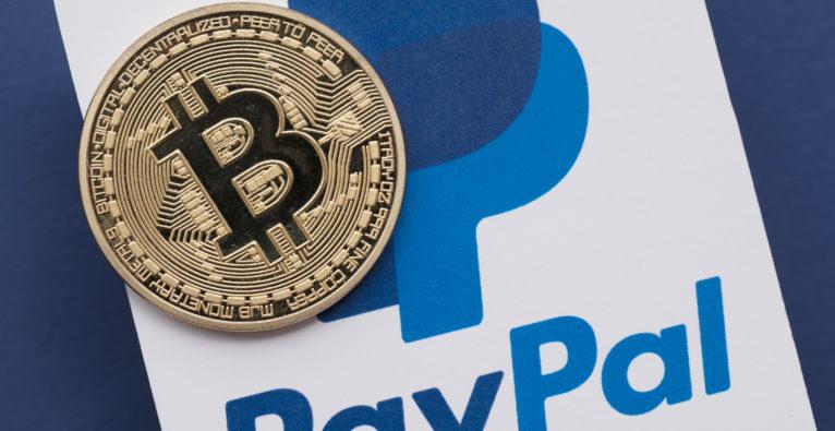 PayPal unterstützt für US-Kunden jetzt Krypto-Zahlungen bei allen Händlern.