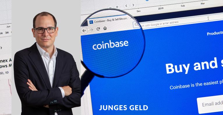brutkasten-Kolumnist Niko Jilch zu Bitcoin-Verbot und Coinbase-Börsengang