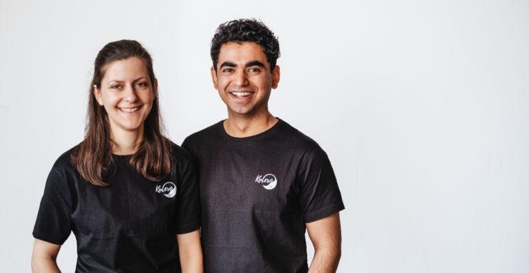 Kulero: Das Gründer-Duo Juliane Schöning und Hemant Chawla