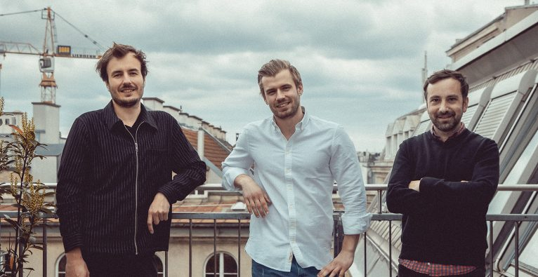 Jan Pöltner, Lukas Berger von 1000things und Christian Gstöttner von Obscura © Obscura