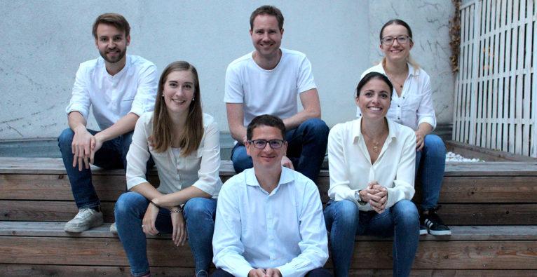 Das Gründerteam von inoqo © Flora Beck / inoqo