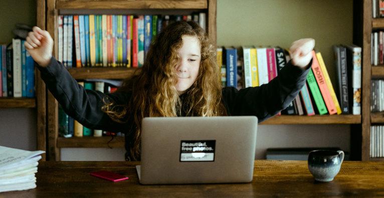 EduTech, Schule, Schülerin, Schüler, Bildung, Homeschooling
