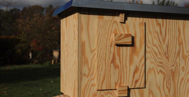 easyBeeBox: So sieht der neuartige Bienenstock aus