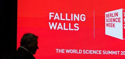 At the Falling Walls Event 2020 © Falling Walls Berlin