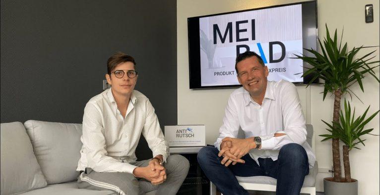 Mei Bad: Die Gründer Thomas Würmer und Christian Preiß