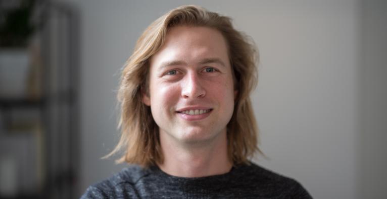 Plaid-CEO Zach Perret