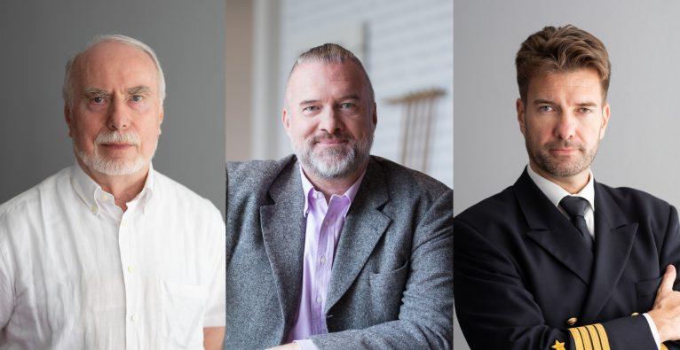 Reintrieb: Das Gründer Trio Siegfried Lais, Dominik und Vincent Cofalka