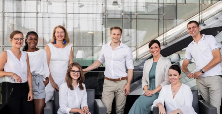 Speedinvest Heroes: Das Team rund um Maria Baumgartner und Lukas Rippitsch