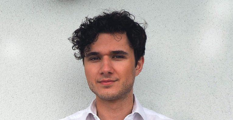 Moritz Miedler, Prokurist bei Novid20 | (c) Leah Hauptmann