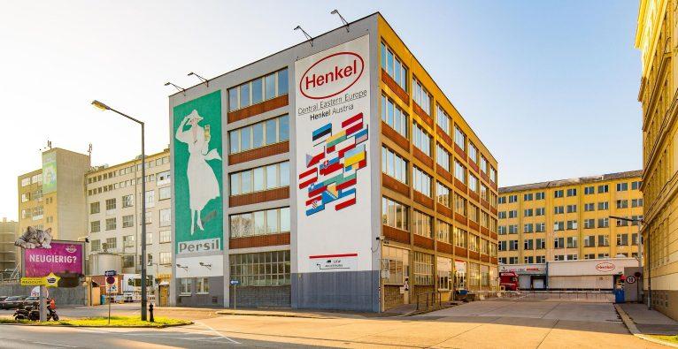 Henkel Wien Erdberg