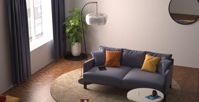 Luke Roberts Floor Lamp