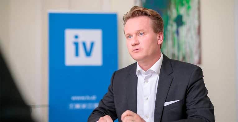 Georg Knill ist Präsident der Industriellenvereinigung © Alexander Müller/IV