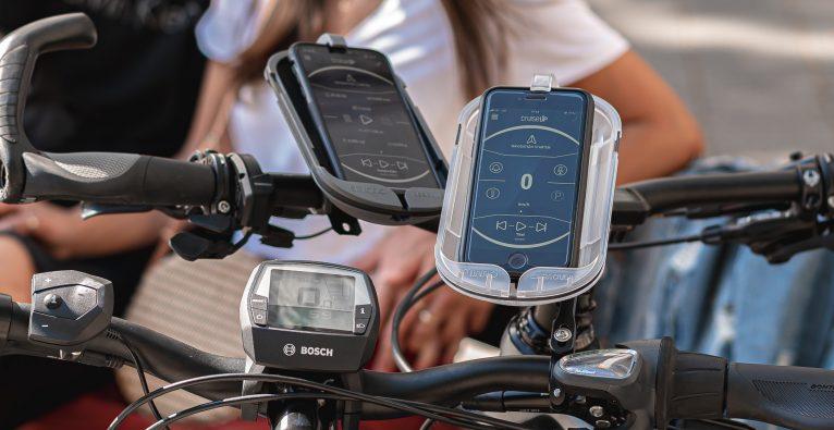 SMINNO, Cockpit fürs Fahrrad, Armatur fürs Fahrrad, Fahrad-Cockpit,