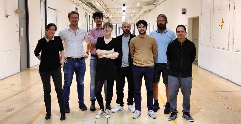 Das Team von VitreaLab © Lucie Gouhier