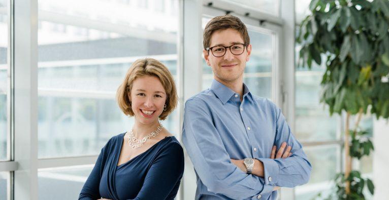 Biome Diagnostics: Barbara Sladek und Nikolaus Gasche