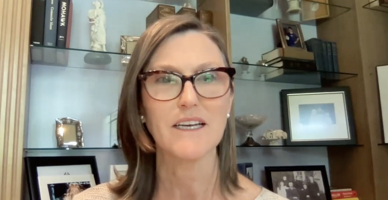 Cathie Wood, Gründerin von ARK Invest