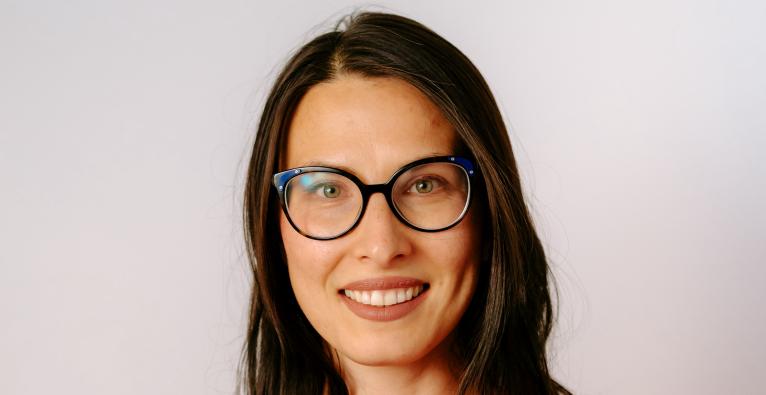 Impess-Cofounderin Diliara Lupenko